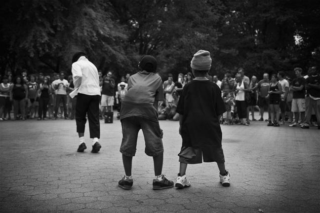 Central Park: 2009