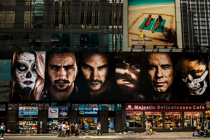 NY_street scene